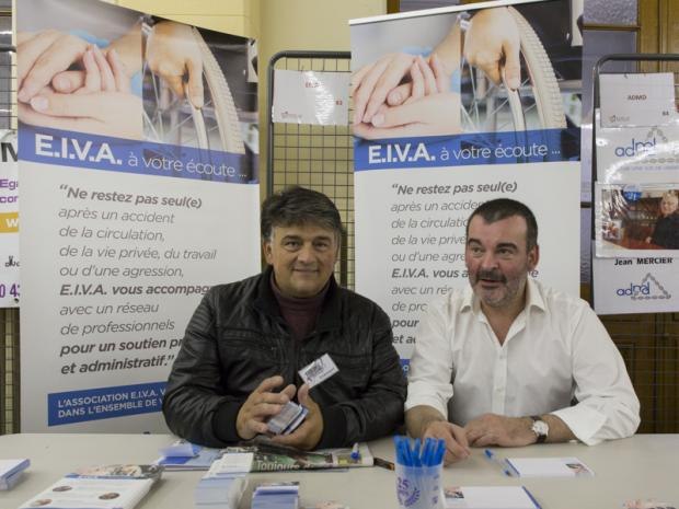 EIVA au forum des associations de la loire
